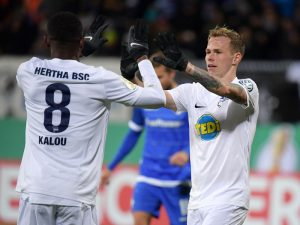 Hertha Berlin Continue To Surprise