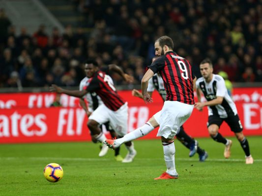 Gonzalo Higuain And the Weight Of A Missed Penalty | Paddy Agnew