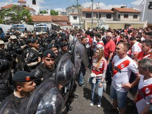 Argentine Football Has Problem In Organised Fan Violence