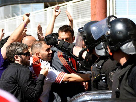 Copa Libertadores Problems Continue To Mount | Tim Vickery