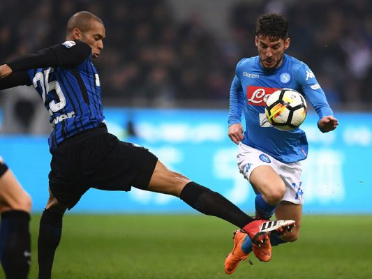 D-Day For Inter And Napoli Looms | Paddy Agnew - World Soccer