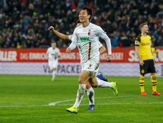 Ji Dong-won Was Two Goal Hero Against Dortmund | Nick Bidwell