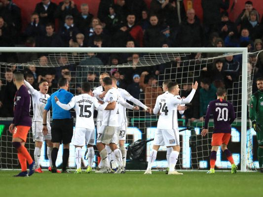 Brian Glanville On The Swansea VAR Controversy