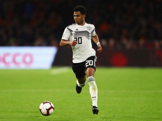 Arsenal Reject Serge Gnabry Having Last Laugh In Germany | Nick Bidwell