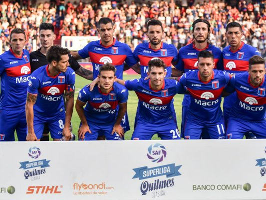 Curious Situation Sees Tigre Relegated | Tim Vickery