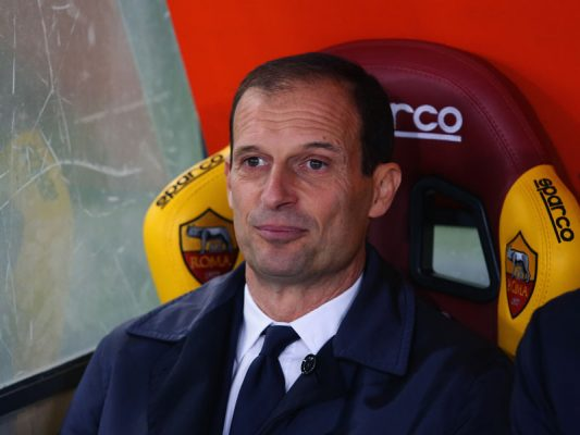 Allegri Says English Dominance Is Normal | Paddy Agnew