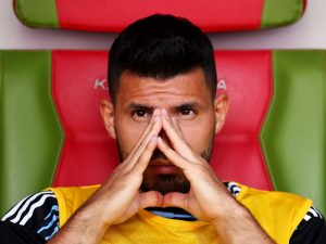 Aguero Could Miss Out On Argentina's 23-Man Squad