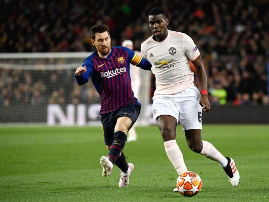 Thoughts On Messi And Pogba | Brian Glanville