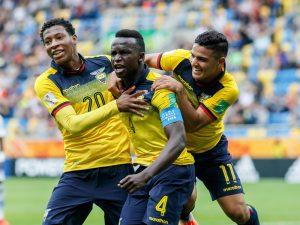 Ecuador Seeking FIFA U20 World Cup Success