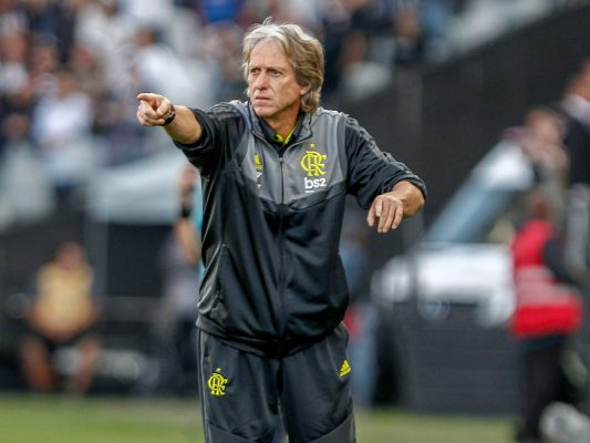 What Has Gone Wrong For Jorge Jesus? | Tim Vickery - World Soccer