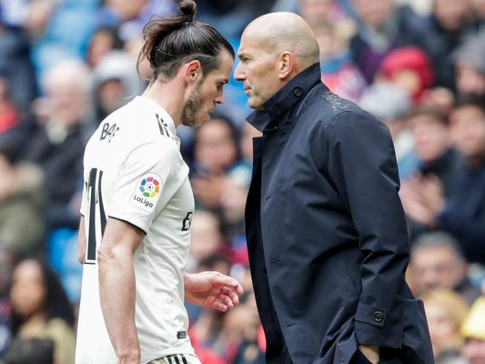 Something Personal Between Zidane And Bale? | Brian Glanville
