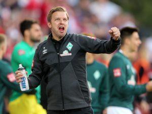 Werder Bremen's Florian Kohfeldt Doing Wonderful Job