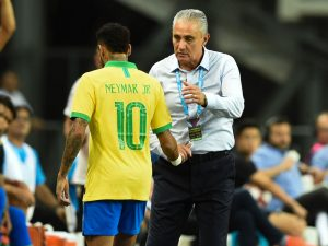 Despite Copa Win, Brazil's Tite Remains Under Pressure