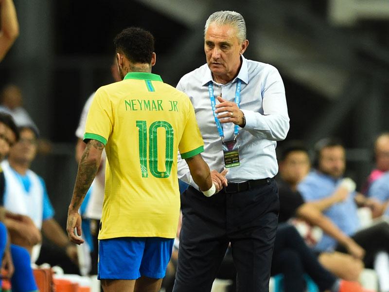 Despite Copa Win, Brazil's Tite Remains Under Pressure | Tim Vickery