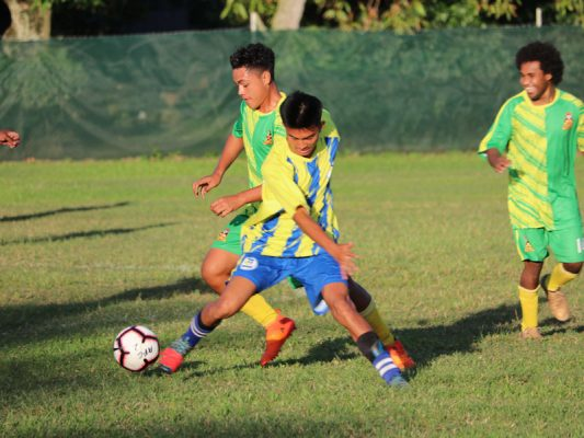 Cook Islands Looking To Target 2026 World Cup | Steve Menary
