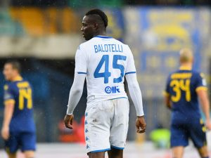 Mario Balotelli Makes Stand Against Racism