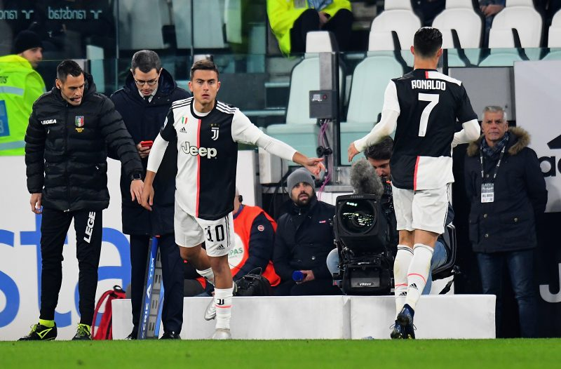 Ronaldo Unhappy At Juventus After Substitution? | Paddy Agnew