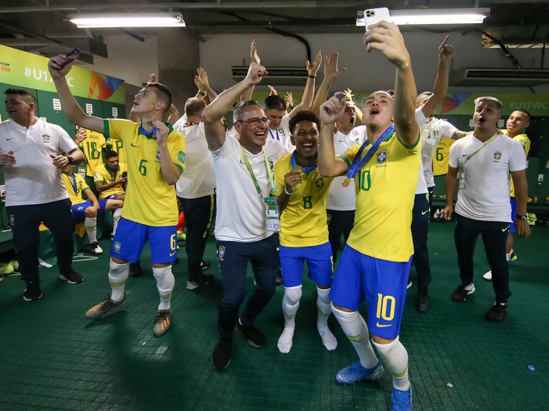 Brazil Secure Under-17 World Cup Victory   Tim Vickery