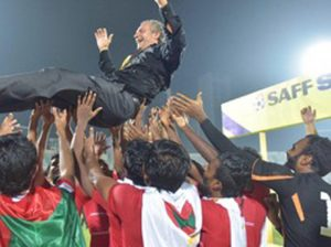Maldives World Cup Campaign Starts Well