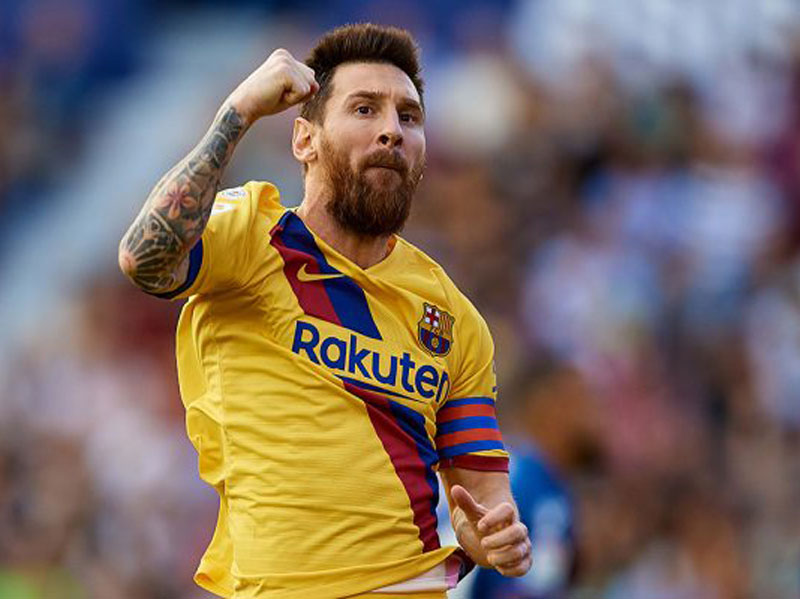 Lionel Messi Named World Player Of The Year In World