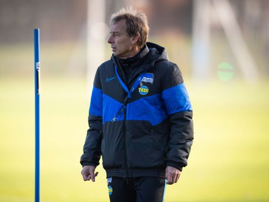 Klinsmann Returns To Germany | Nick Bidwell - World Soccer