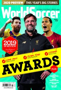 World Soccer January 2020