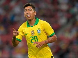 Players Battle To Be Brazil's Centre-Forward
