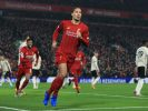 Liverpool Put In Dominant Performance Against Man United