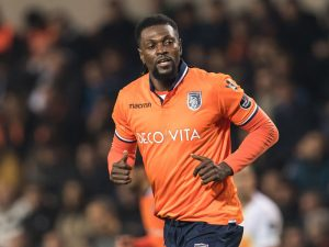 Emmanuel Adebayor Signs For Olimpia