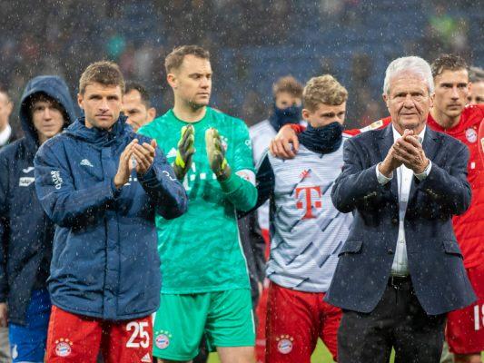 Dietmar Hopp Banners Cause Chaos In Bundesliga Nick Bidwell