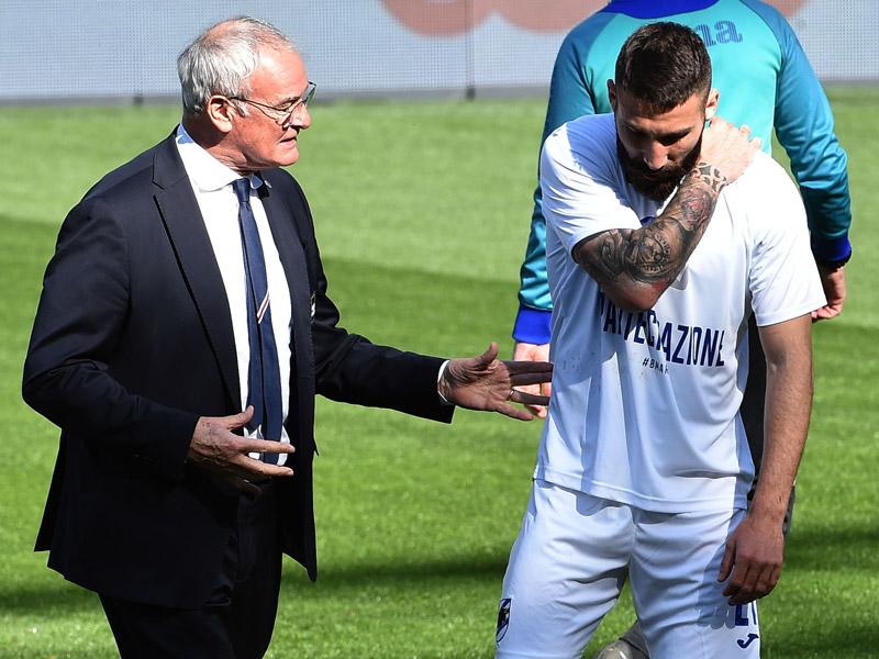 Ranieri Warns Against Serie A Returning
