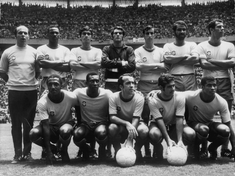 Brazil Relives 1970 World Cup During Pandemic | Tim Vickery