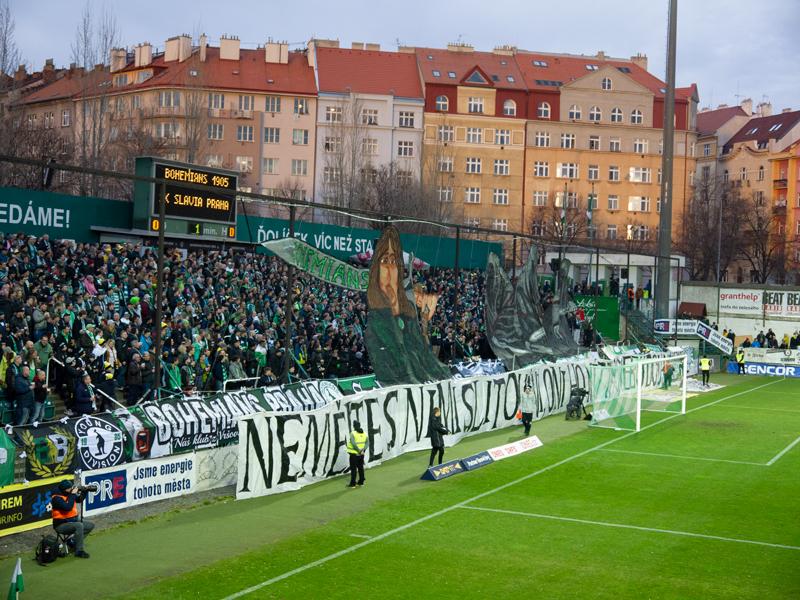 The Trials And Tribulations Of Slavia Prague | Steve Menary