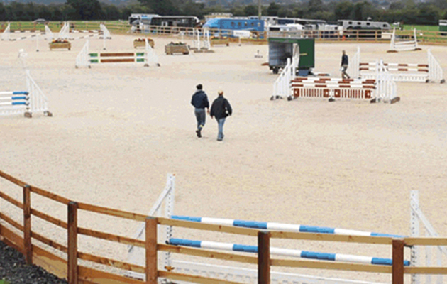 West Wilts EC: horse shows in the south west
