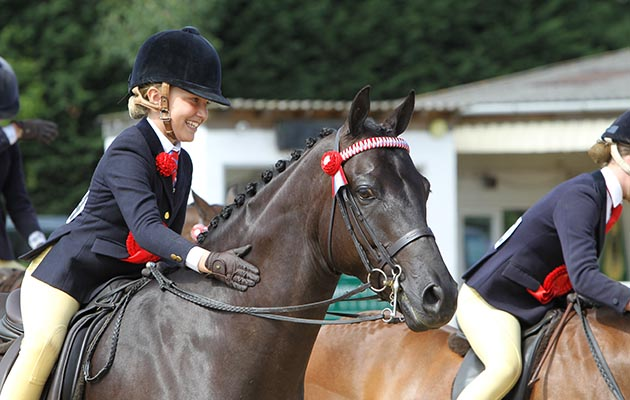 Horse shows in Hertfordshire: Mid Herst Show