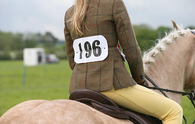Horse shows in Lancashire: Lancashire Championships BSPS 2a