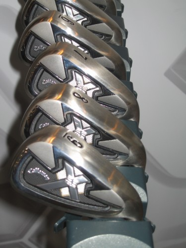 Callaway X22 Irons Callaway X22 Tour Irons And Callaway X Forged