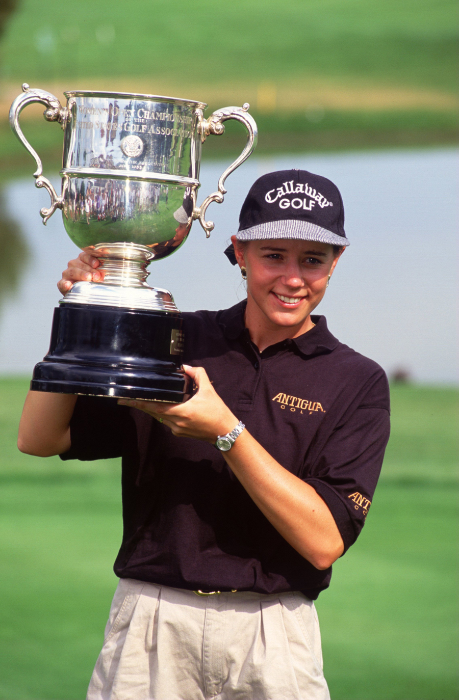 Annika Sorenstam Net Worth And Know Her Earnings Achievements Personallife Career Property