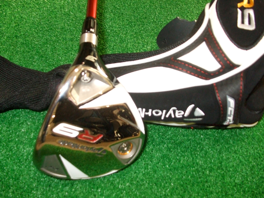 Taylormade R9 Fairway Wood With Headcover Golf Monthly
