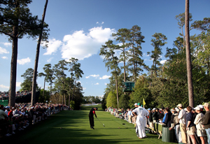Augusta National 18th hole, Holly