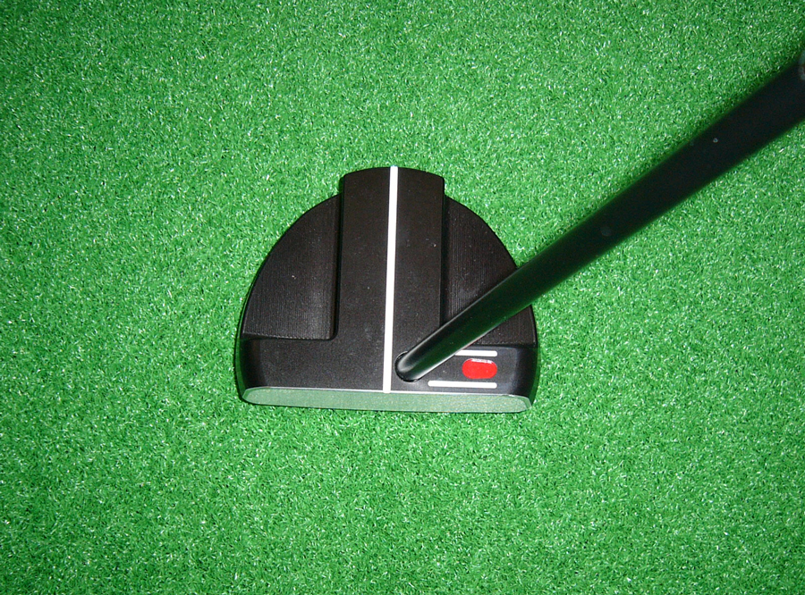 SeeMore SB-1 Silverback putter