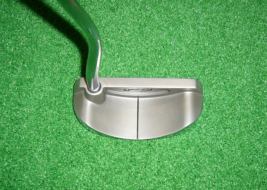 New Mallet Putters Yes Golf Ashley Putter Golf Monthly