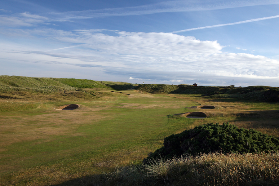 Turnberry Ailsa Course, 5th hole Fin Me Oot
