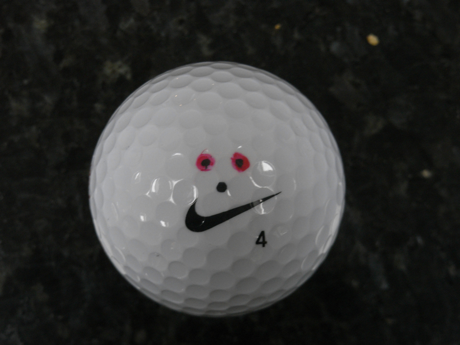 Sharpie Ball Marker Golf Competition Nike Logo Golf Monthly