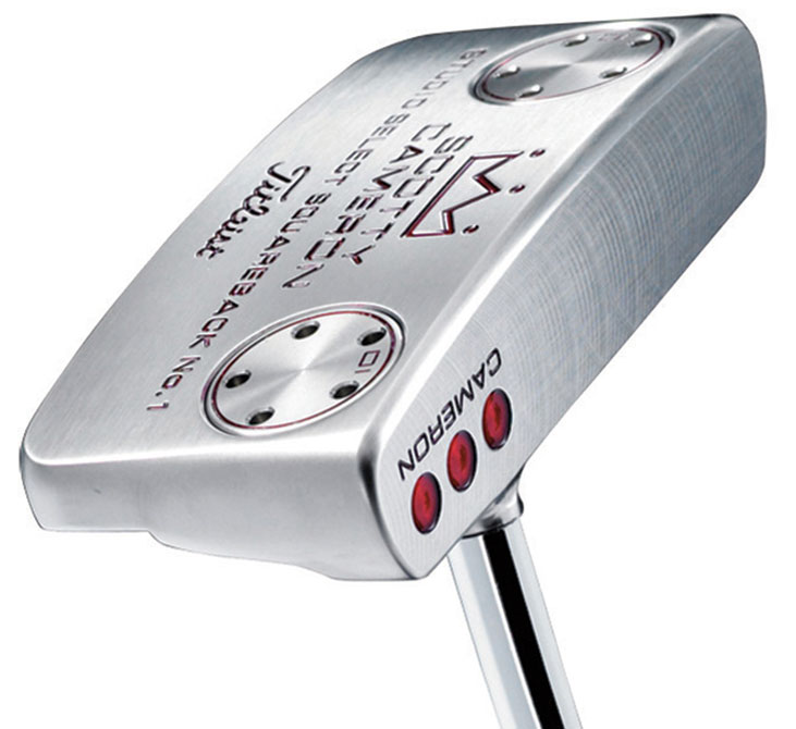 Titleist Scotty Cameron Squareback 1 review - Golf Monthly
