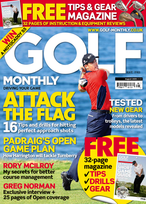 Golf Monthly August 2009 Issue