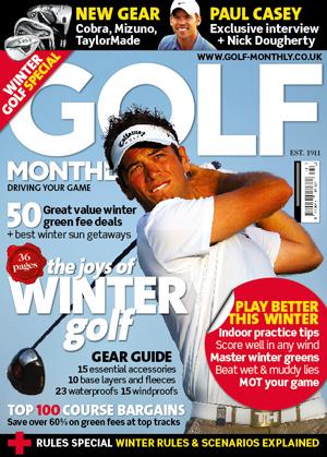Golf Monthly December Issue