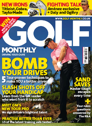 Golf Monthly November 2009 issue