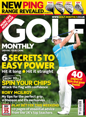 Golf Monthly September 2009 issue