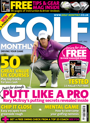 Golf Monthly June 2009 Issue
